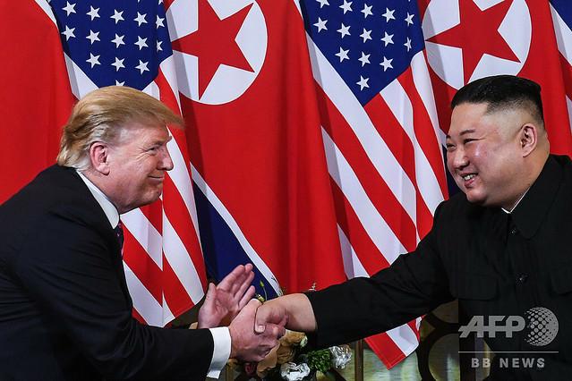 [画像] トランプ大統領、北朝鮮の短距離ミサイル発射は「信頼を裏切る行為ではない」
