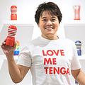 TENGA代表取締役の松本光一氏