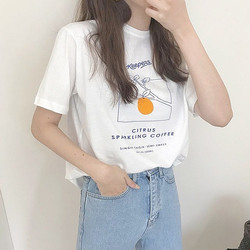 シトラスオレンジtee L0510 4,600円(税込)/Libra atelier