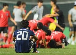 決勝では延長戦の末に韓国に敗れた。スコアは僅差だったが、内容的には韓国が圧倒していた。写真:早草紀子