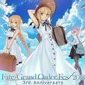 「Fate/Grand Order Fes. 2018 〜3rd Anniversary〜」メインビジュアル