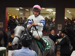 【富士S】ルメール「すごく良い馬になった」ノームコアが直線一気!