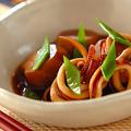 簡単で美味しい! 里芋とやわらかイカの煮物