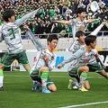 青森山田の選手たちが見せたゴールパフォーマンス【写真:Noriko NAGANO】