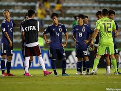 日本はメキシコに敗れ、16強で敗退となった