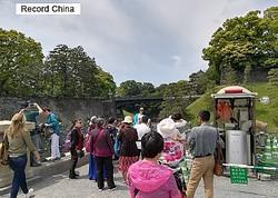 9日、中国メディアの中国僑網は、日本の華字メディア・中文導報が掲載した「中国人観光客は日本の観光立国の重要な柱になっている」とする記事を紹介した。資料写真。