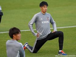 U-22日本代表MF田中駿汰(大阪体育大)