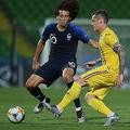 ともに2勝1分けでGSを突破したフランスとルーマニア。東京行きの切符を手にした。(C)Getty Images