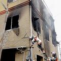 消防上の不備はなかった(C)共同通信社