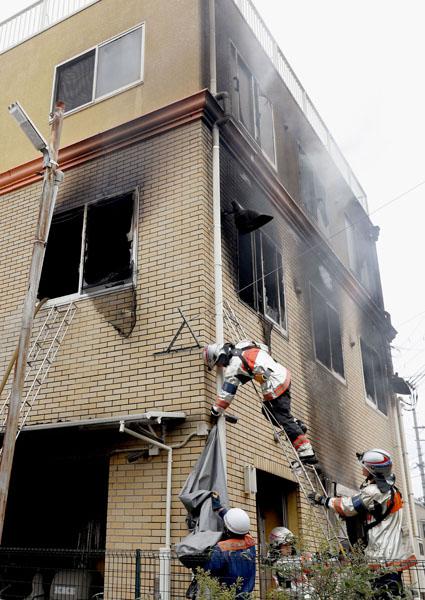 【京アニ放火殺人】事件当日、NHK取材のためにセキュリティ解除し 「京アニのそれなりの立場と人数のスタッフが待機していた」