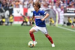 昨季途中まで横浜FMでプレイしていた天野 photo/Getty Images