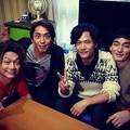 香取慎吾 自身のInstagramで元SMAPメンバーによる4ショットを披露