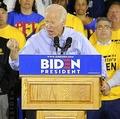 民主党の最有力候補 バイデン氏潰しにトランプ大統領が躍起のワケ