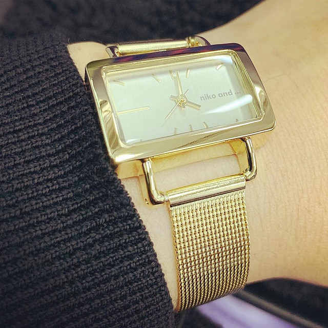 80396ff1fa ニコアンドの時計がおしゃれ・使える・プチプラで注目の的に ...