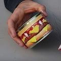 缶詰チーズバーガー 食べてみた