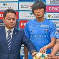 中村俊輔が横浜FC移籍を報告 41歳「だけどカズさんがいるので」