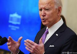 米国のジョー・バイデン新大統領。首都ワシントンにて(2021年1月21日撮影)。(c)MANDEL NGAN / AFP