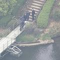 佐賀・多久市の池に未就学の男の子2人が転落 救助されるも死亡