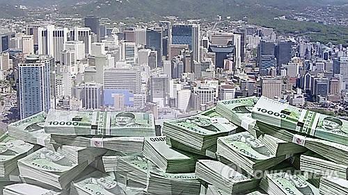 [画像] 韓国の大企業 日系金融機関からの信用供与が3兆円超