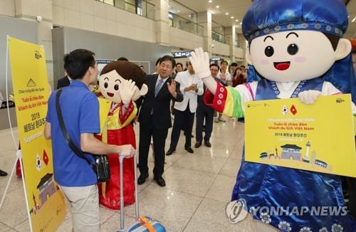 [画像] 9月の訪韓外国人146万人 前年比14%増=日本からは微増