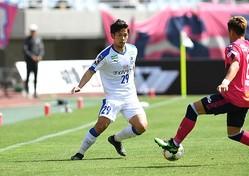 岩田は昨シーズンJ1初挑戦ながら24試合に出場。4試合・2アシストを記録した。写真:徳原隆元