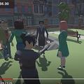 YouTube上のゲーム紹介動画「密です3D」より