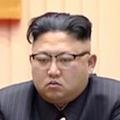 金正男氏殺害の直後、暗い表情を見せた金正恩(キム・ジョンウン)氏(朝鮮中央テレビ)