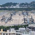 オスプレイの民間空港での訓練開始…費用はすべて日本持ち