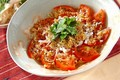 紫外線対策 トマトの冷やし中華