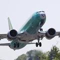 墜落事故があったボーイング737MAX 原因とされるソフトウェアを更新
