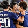 日本代表がウズベキスタンに逆転勝利 アジア杯GS全勝で首位通過