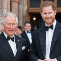 暴露本で将来を不安視されるヘンリー王子 チャールズ皇太子が支えに?