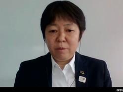 今井純子女子委員長