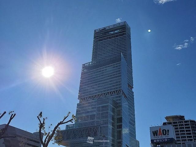 今日 の 最高 気温 大阪