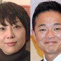 室井佑月氏(左)と恵俊彰