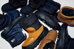 ザ・ノース・フェイスの防寒ブーツ「ヌプシ ブーティー」保温+防水性に優れたブーツなど