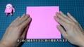 「Fall Guys」キャラを折り紙で作ってみた 立たせることも可能