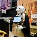 ロボット僧侶も登場か(EPA=時事)