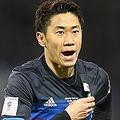 日本代表メンバーから外れた香川 photo/Getty Images
