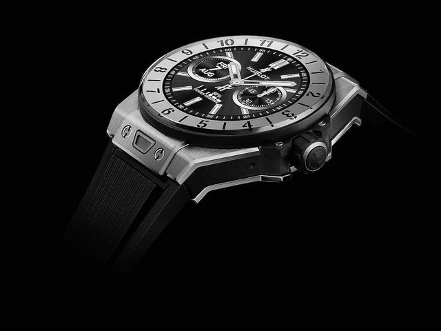 [画像] 高級時計のウブロが新型スマートウォッチ「ビッグ・バン e」発表。60万5000円から