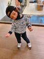 加護亜依がブログで息子の写真公開「飴持ってる。パパそっくり」