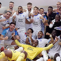 乱闘騒ぎ、5人退場でもマルセイユ陣営は大喜び! PSG戦は栄誉ある勝利だった