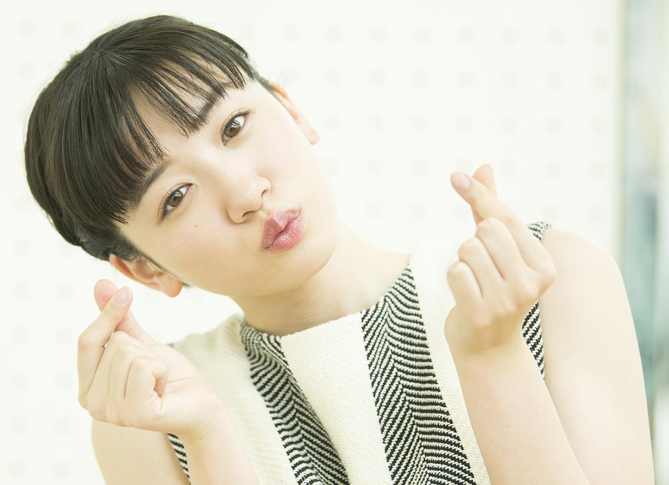 """永野芽郁「朝ドラヒロインをやるならこの子しかいない」縁で掴んだ""""すずめ""""という役"""