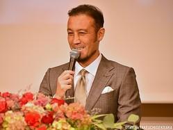 現役引退を発表した元日本代表DF田中マルクス闘莉王