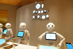 Pepper PARLORでロボットの受付と接客を体験! 目指したのは人とロボットがともに生きる未来空間