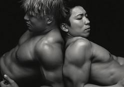 新日本プロレス SHO&YOHフォトブック『3K』