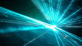 レーザー光がコンピューターの動作を100万倍速くする
