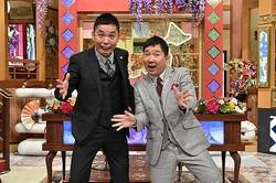 爆笑問題、霜降り明星が初タッグを組んだ「爆笑問題のシンパイ賞!!」が10月スタート!/(C)テレビ朝日
