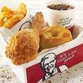 KFCの超オトクな「500円ランチ」
