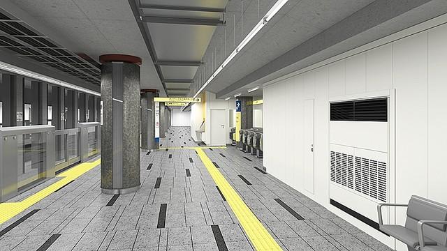 日比谷線「虎ノ門ヒルズ駅」開業日は2020年6月6日(土)に決定